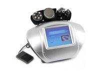 110V/220V ru - NEW Cavitation Slimming Machine Radio Frequency body face Cellulite Reduction Tripolar Bipolar Hexpolar RU