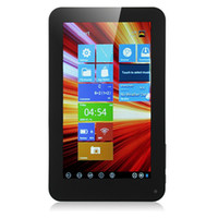 Wholesale 7 quot Capacitive Screen Android Tablet PC VIA GHz MB RAM GB HDMI Dual Camera