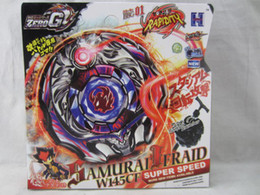 Wholesale MDX Zero G bbg beyblade metal fashion spin top toy