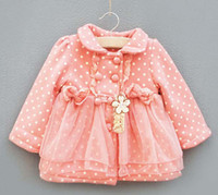 Wholesale Children Outwear Kids Clothing Kids Coat Kids Wear Winter Coats Girls Coats Children Jacket Fashion