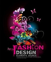 Wholesale Fashion Design Design book DVD design elements source Inspire your inspiration