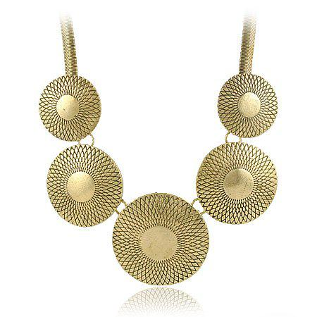 Gold Choker Necklace Online Gold Choker Necklaces