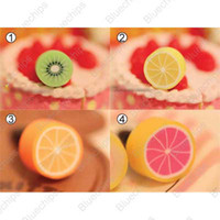 Wholesale iphone4 s dustproof plug fruit ninja dustproof plug phone cute fruit dustplug drop shipping