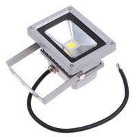 Wholesale FEDEX Free V W Warm White Landscape waterproof LED Flood Light Floodlight