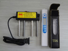 High quality TDS Water Electrolyzer test + TDS Meter Tester Filter Water Quality Purity
