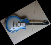 Wholesale New China Electric Guitar KISS Ace Frehley Electric Guitar China guitar blue silverburst