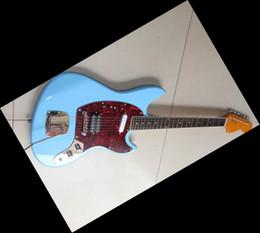 Wholesale High Quality New Jaguar Vintage blue Jazzmaster jaguar Electric Guitar