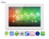 Wholesale Ampe A10 G Version Qualcomm Dual core Tablet pc WCDMA Phone Call IPS Bluetooth GPS
