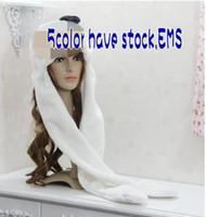 Wholesale Women Animal hats long hats short caps Men Christmas gift girls boy caps