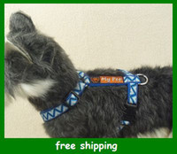 Wholesale Comfort Dog harness pets Collars Leashes Soft lining polypropylene foam styles Fast