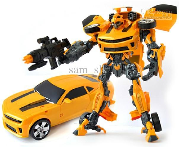 Ultimate Bumblebee Sound Light Toy 42cm Hight Robot