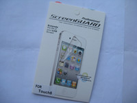 Wholesale Clear Screen Protector Film Guard For iPod Touch itouch