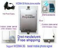 Wholesale Square Meters G WCDMA UMTS MHz Cell Phone Signal Amplifier