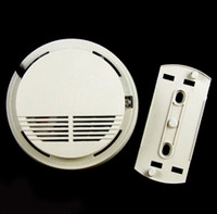 Wireless   Wireless Cordless Smoke Fire Sensor Detector For My 99 Zones Alarm System 315MHz