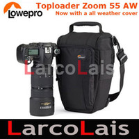 Wholesale Lowepro Toploader Zoom AW Black Digital Camera Bag
