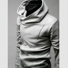 Wholesale Fashion Men s hoodie Napping cardigan Hooded men zip hoodie Hoody hot sale men outwear plus size
