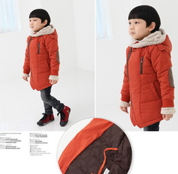 Wholesale retail Baby boy s girls fashion autumn winter outwears children warm coat kids jacket