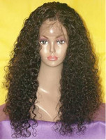 Wholesale curly indian brazilian malaysian peruvian human hair lace front wigs best service DHL swiss lace with baby hair