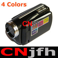 Wholesale Black LED Flash Light Mini DV DV139 MP quot LCD Camera Camcorder Xmas Present Gift Christmas