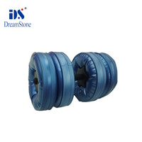 Wholesale Chrismas Product Sport Equipment for you Water Poured Dumbbell By DHL pairs