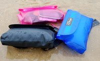 Waterproof Camera Bags Hard Cases Bingo Waterproof Waist Dry Case Bag PVC Fishing bag WP03 WaterProof 20M Small Size: 18*12