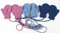 Wholesale Christmas Gifts Fashion Knitted Gloves Lovely Winter Mittens Babies Mittens Gloves Warm Gloves