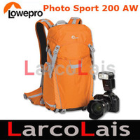Wholesale Lowepro Photo Sport AW DSLR Digital Camera Backpack for Nikon Canon Orange