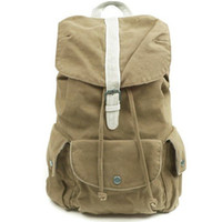 Wholesale New Fashion Men Women Canvas Travel Backpack Rucksack Shoulders Bag BG58