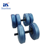 Wholesale New Chrismas Gifts for your Family Water Poured Dumbbell EMS pair