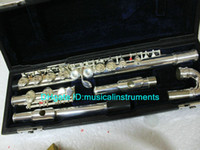 Wholesale High Brand Flute with case Best Selling Musical instruments