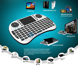 Wholesale Mini I8 G Wireless Keyboard With Touchpad For PC Pad Xbo X360 PS Fly Mouse