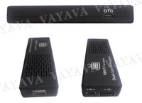 Wholesale Hotting MK808 Google TV BOX dual core RK3066 mini PC mini hd television player G G