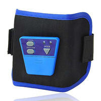 Wholesale Electronic Muscle Arm leg Waist Massage Belt slimming belt Dropshipping