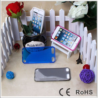 Wholesale New S Line Case for Apple iPod Touch th Touch5 Wave Back TPU Gel Back Cover Shell phone Protector
