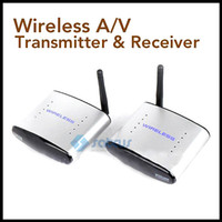 Wholesale Wireless Transmitter Receiver IR Signal GHz GHz Audio Video AV CH m