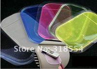 Silicon anti slip pad price - Best price Powerful Silica Gel Magic Sticky Pad Anti Slip Mat for Phone mp3 mp4 Car