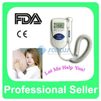 Wholesale Pocket Fetal Doppler Listen to Baby Heart to Prenatal Monitor