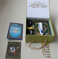 Wholesale Quran pen reader Numerique Coran Stylo Lecteur with Arabic teacher book