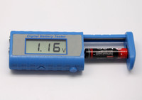 Wholesale No power supply needed digital battery tester BT