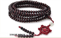 Unisex rosary beads - Sandalwood beads bracelet bodhi wood rosary male women s basic