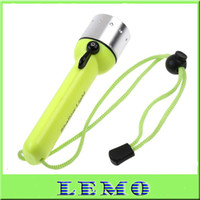 Wholesale CREE Q3 LED Light Underwater Diving Flashlight Torch Lamp Waterproof