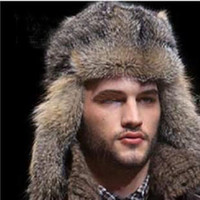 Wholesale Beijing youth WOOLRICH men and women lei feng cap hat outdoor earmuffs winter storm hat jkluio