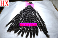 Wholesale New products Mixed lengths virgin Brazilian hair extensions DHLF reeshipping