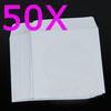 cd covers - 50 Paper CD DVD Flap Sleeves Case Cover Envelopes inch