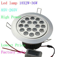 Hot selling Celling LED light Ceiling Lamp 36W Ultra Bright ...