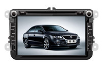 Wholesale 8 quot Car DVD Player for VW Volkswagen Sagitar Jetta Magotan Passat B6 B7 V6 w GPS Radio Bluetooth TV