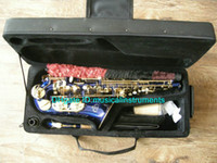 Wholesale Advanced Brand XG Bule Alto Saxophone with Case