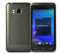 Wholesale 4 inch Android MTK6575 X825a GSM WCDMA Capacitive Smartphone GHZ CPU GPS Wifi Phone
