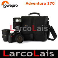 Wholesale Lowepro Adventura DSLR Digital Camera Shoulder Bag for Nikon Canon Sony NEW