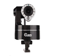 Wholesale CoolCam X Optical Zoom Wireless PTZ IP Camera Way Audio IR Cut